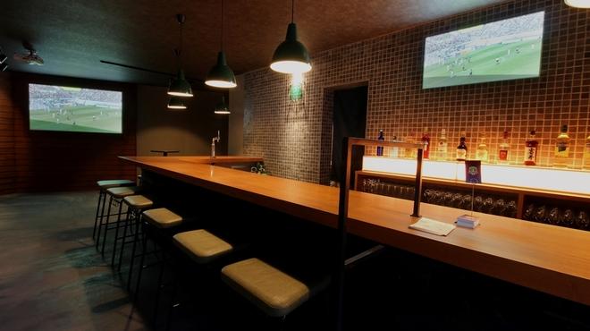 sports bar FReech