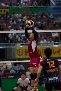 第68回黒鷲旗全日本男女選抜バレーボール大会 結果について