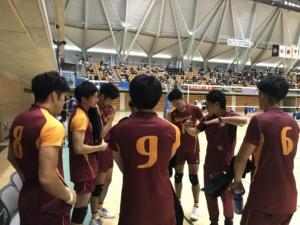 北信越国民体育大会 1日目 試合結果について