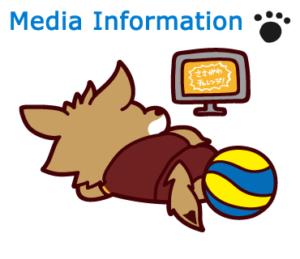 メディア情報について