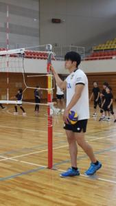 松本市総合体育館にてーありがとうございました!