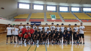 松本市バレーボール教室および公開練習のご報告