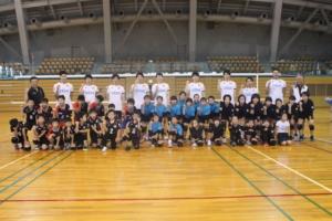 #12山本憲吾 岡谷バレーボール教室