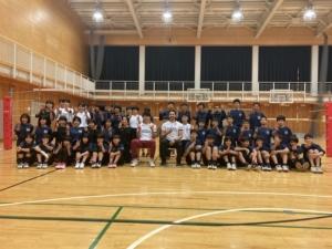 松本市企画「筑摩野中学校部活指導」を実施いたしました